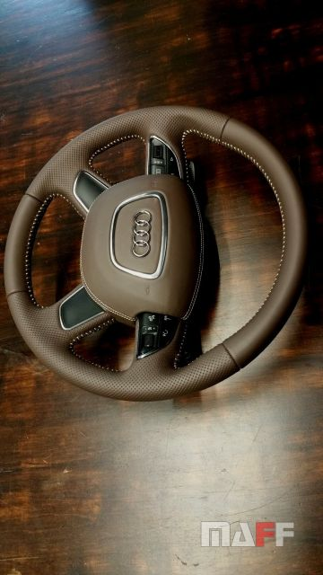 Audi A8 - 1