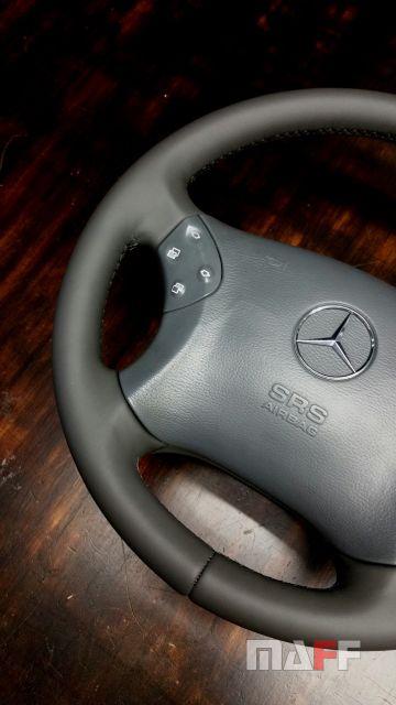Mercedes-benz W203 - 1